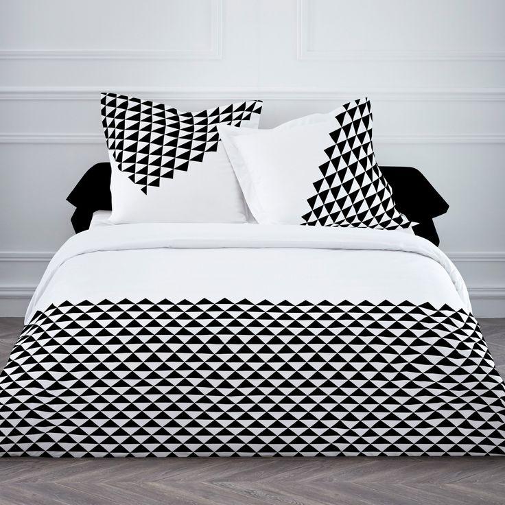1000 id es sur le th me housse de couette scandinave sur pinterest couettes couette imprim e. Black Bedroom Furniture Sets. Home Design Ideas