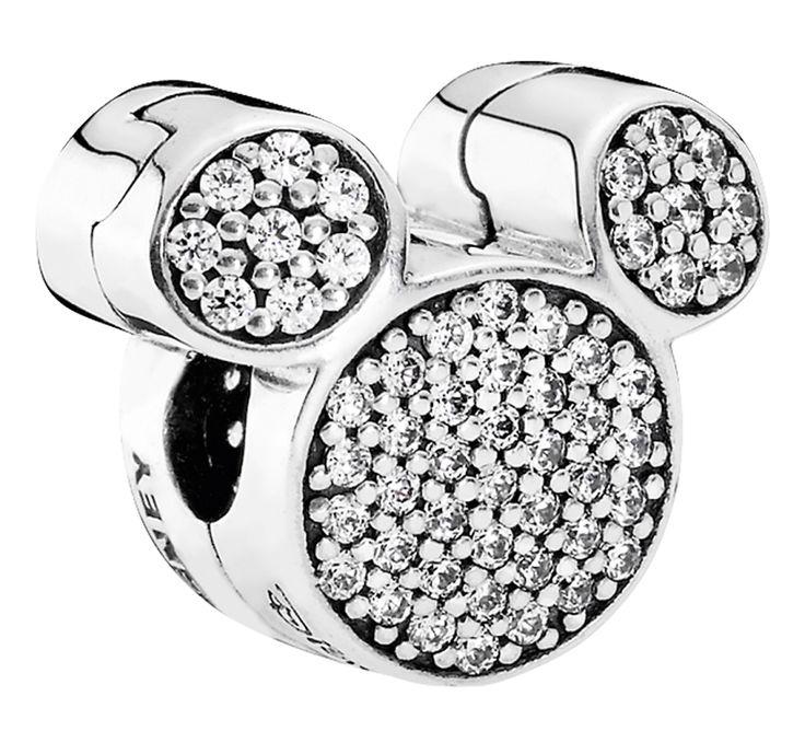 Mickey Mouse Icon Disney Pandora Charm