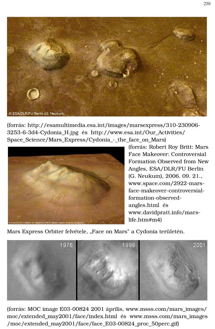 """Richard Charles Hoagland (1945- ) amerikai író neve egybefonódik az """"Mars Arccal"""", melyet a Viking szonda felvételén fedeztek fel, és Ő azóta is idegen civilizáció bizonyítékaként reklámozza. Az arc alakú formával maga a NASA kezdett el foglalkozni, egy 1976-ban közzétett felvételhez az alábbi feliratot főzték: """"A szikla-alakzat árnyékai egy orr és egy száj illúzióit keltik. A geológusok az alakzat eredetét kizárólag természetes folyamatoknak tulajdonítják.""""…"""