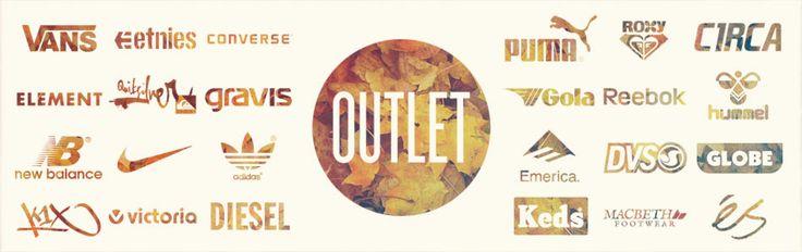Outlet Calzado Online Multimarca:   Nike, adidas, VANS, Converse, Etnies, Diesel, NewBalance, Gola, Element, Superga ...