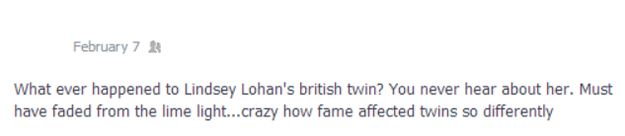 Anyone who saw The Parent Trap and wondered what happened to Lindsay Lohan's British twin: | 26 People Who Are Too Stupid For Their Own Good