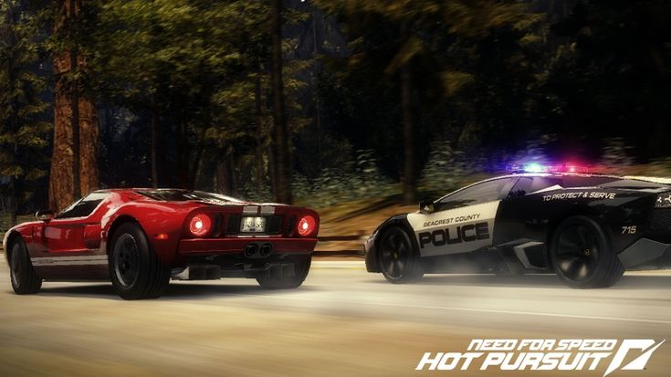 NFS Hot Pursuit Video Game Preview