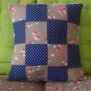 Cherry Patch cushion - Shared with Dropbox