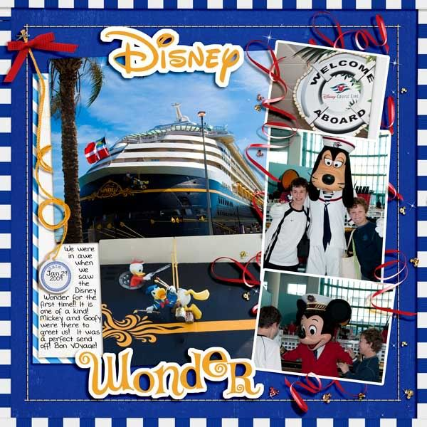 536 Best Images About Disney Cruise Scrapbooking Ideas On