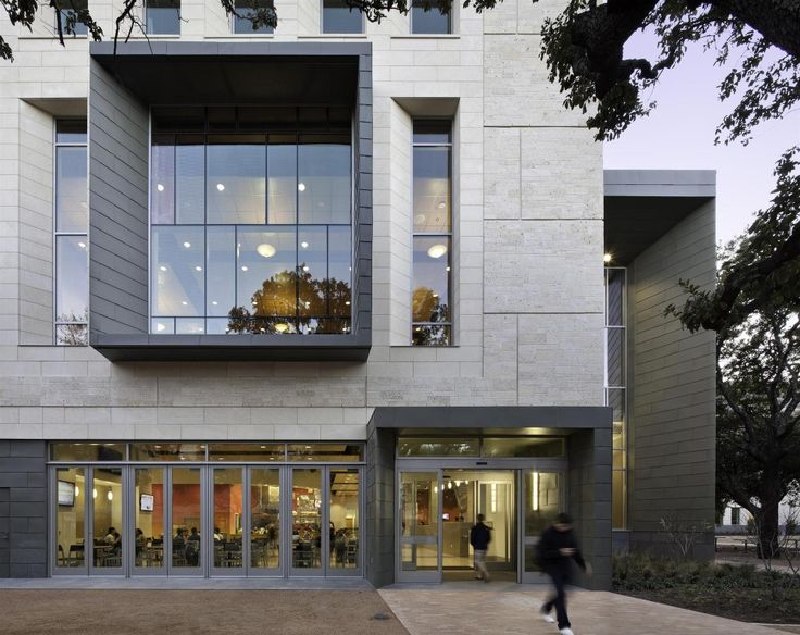 Student Activity Center / Overland Partners + WTW Architects