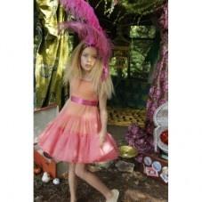 ilovegorgeous Hot Coral/Pink Orange Festival Dress $193.88