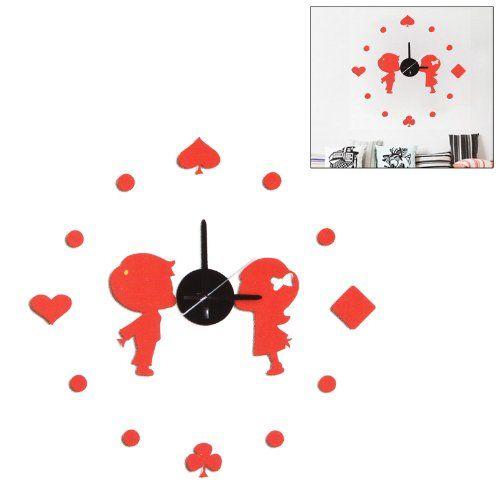 Ditta AGRUMI: Movimento Meccanismo Orologio per creare Gigantografia da Parete: La Vostra EX parete Vuota diventerà un complemento d'arredo ...