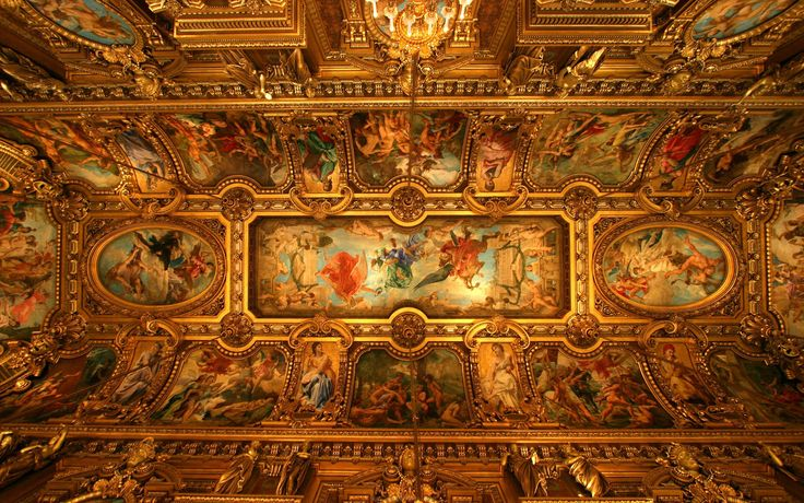 renaissance painted ceilings | ... wallpaper of ...