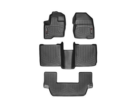 2011 Ford Flex | WeatherTech FloorLiner - car floor mats liner, floor tray protects and lines the floor of truck and SUV carpeting from mud, snow, water and dirt | WeatherTech.com