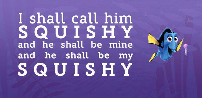The Best Dory Quotes Disney Quotes Dory Quotes Nemo Quotes