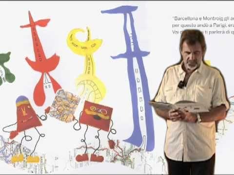 Con gli occhi di Mirò di Paola Franceschini Edizioni Artebambini mus. Maurizio Oddone - YouTube