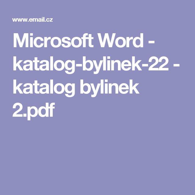 Microsoft Word - katalog-bylinek-22 - katalog bylinek 2.pdf