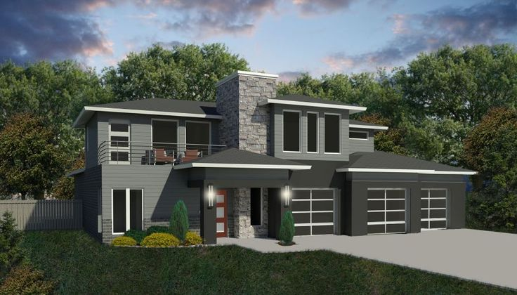 This is timbercraft homes most recognizable design the boulder built on modern familyschool districtoklahoma