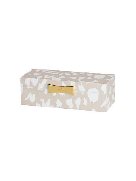 garden drive large jewelry box - Kate Spade New York