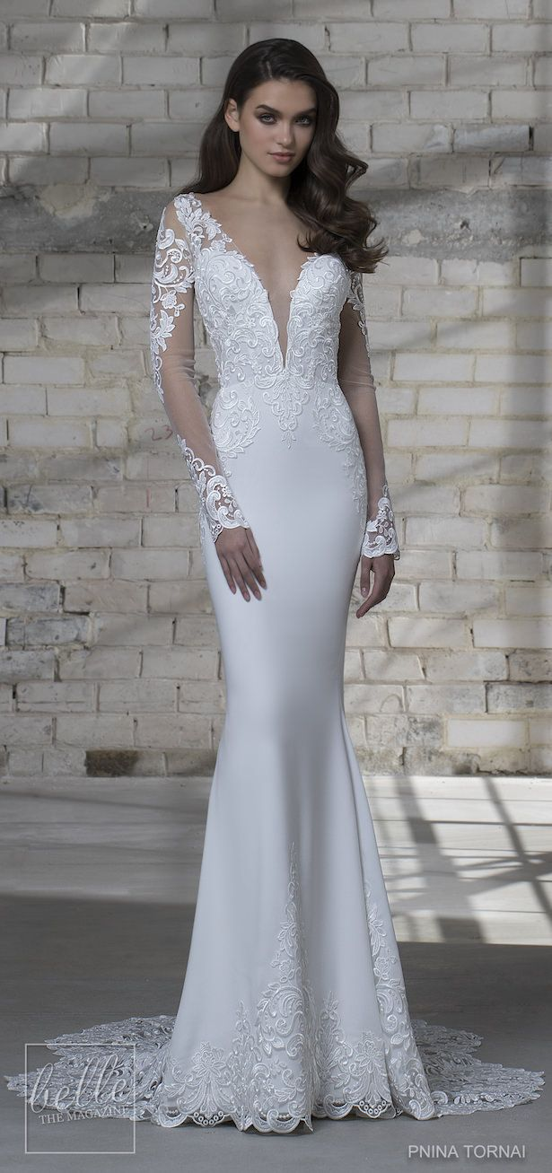 Love by pnina tornai for kleinfeld wedding dress collection