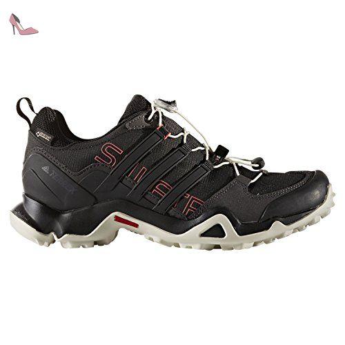 adidas Terrex Swift R Gtx, Chaussures de Randonnée Basses Homme, Noir (Core Black/Core Black/Tactile Pink), 42 EU - Chaussures adidas (*Partner-Link)