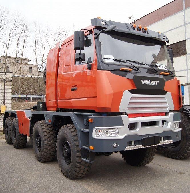 Volatile, Belarus