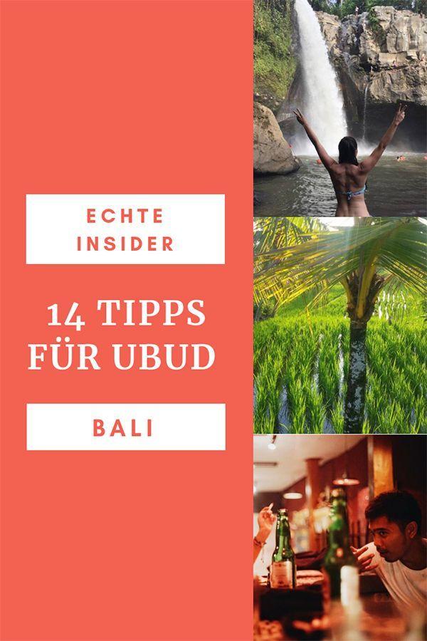 Ubud Bali: 12 echte Insider-Tipps für Ubud