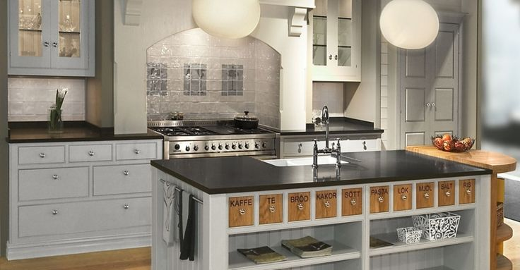 Scandinavian Kitchen Cabinets