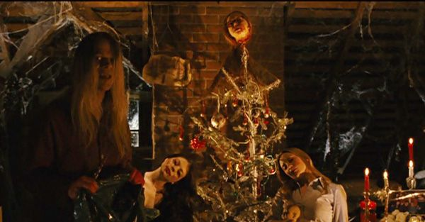 "Caption Contest of the 20th December 2014! Caption a still from ""Balck Christmas"" (2006)"