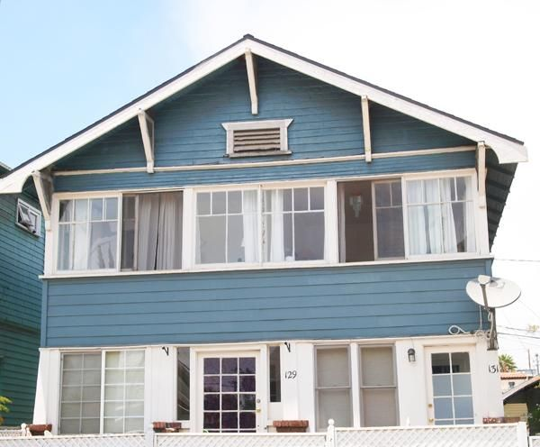 Bright charming 1br venice beach apartment free bikes for Los angeles monthly rentals