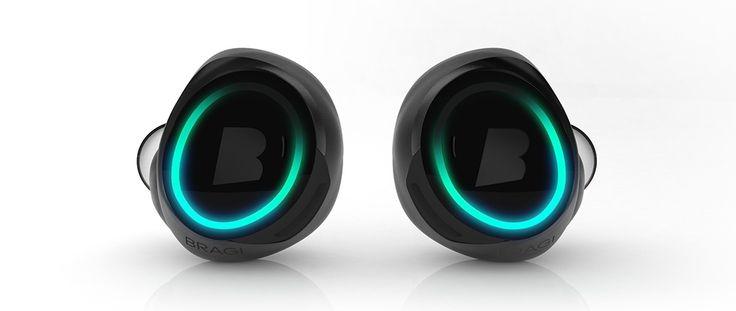 The Dash : les écouteurs intra-auriculaires bluetooth capteurs d'activité