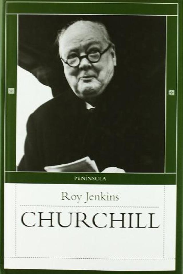 10 biografías de personajes históricos que no debes dejar de leer: Winston Churchill