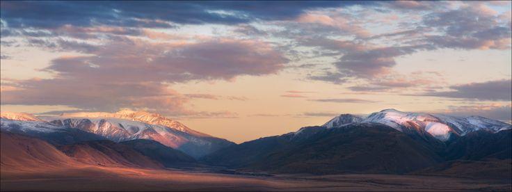 Алтай Влада Соколовского: горы, бездонное небо, бирюзовые реки — Российское фото
