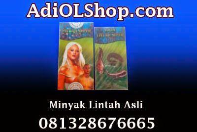 Minyak Lintah Asli - AdiOlShop.com