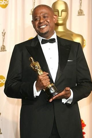 """Forest Whitaker (Best Performance by an Actor in a Leading Role """"The Last King of Scotland"""" 2006)"""