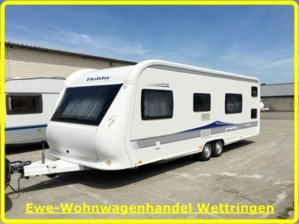Hobby 650 KFU Isabella Vorzelt Etagenbett Ez.2011 TÜV/GAS neu in Nordrhein-Westfalen - Wettringen   Wohnmobile gebraucht kaufen   eBay Kleinanzeigen
