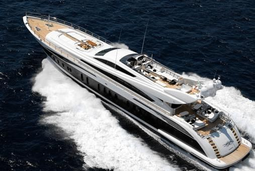 Cantieri Arno Leopard 46 Megayacht #boats