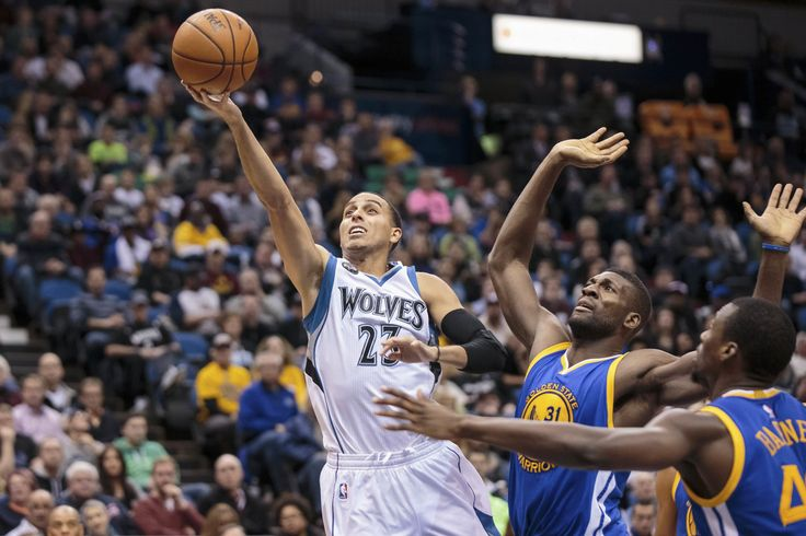 Entering the season, we knew that the Timberwolves may have a log jam on the perimeter. Now, the Timberwolves are looking to trade Kevin Martin, according to the Associated Press, which would free up minutes…