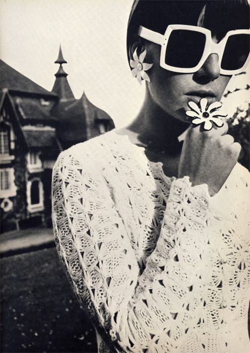 vogue, 1965.