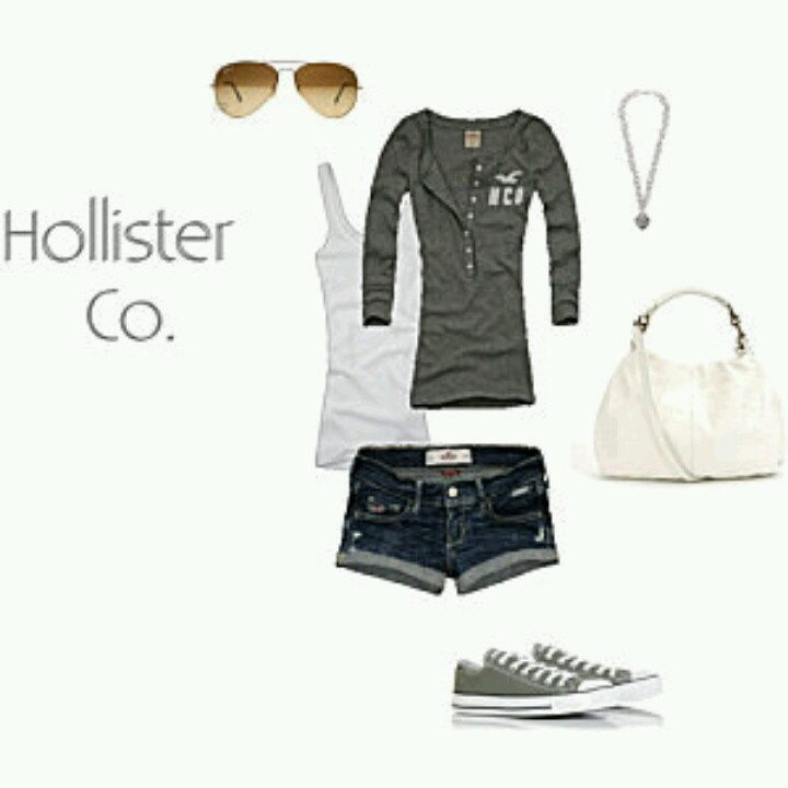 10 best images about hollister outfits on pinterest