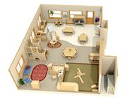 This site has lots of sample classroom layout ideas some are demoutables