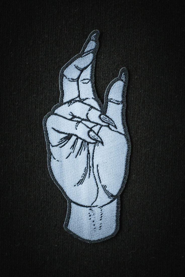 "Image of ""Hand"" Patch"