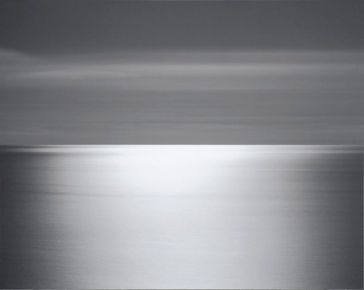 Hiroshi Sugimoto is a serialist whose work is critically acclaimed. His sea scrapes, movie theaters and museum tableauxs are best seen as large format exhibition prints although his monographs still have impact.