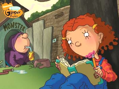 loved loved loved As Told by Ginger ................ someone once told me the grass was much greener on the other side