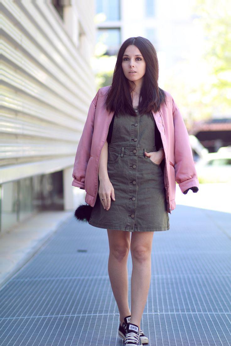 17 meilleures id es propos de robe kaki sur pinterest style minimaliste mode l gante et. Black Bedroom Furniture Sets. Home Design Ideas