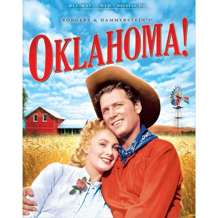 Oklahoma (Blu-ray), Movies