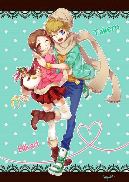 takeru and hikari relationship trust