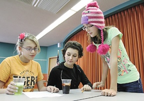 Mocktails and Trivia event at Hastings Public Library in the USA - from the Hastings Tribune