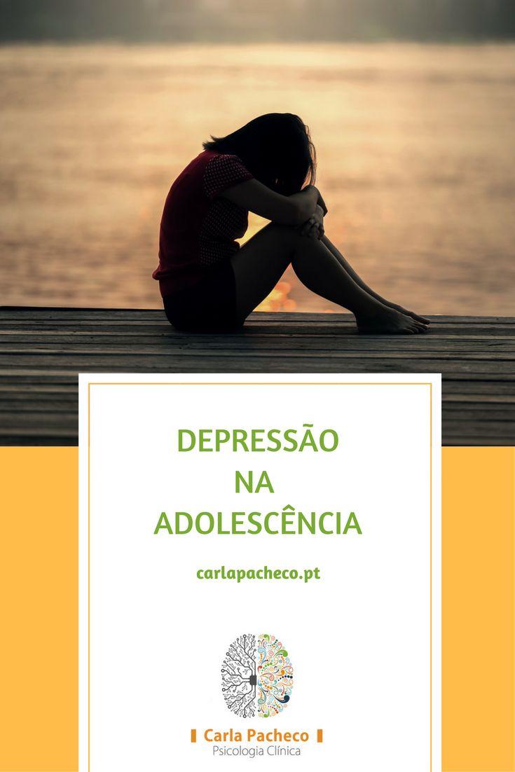 Depressão na adolescência. Conheça os sinais e sintomas.