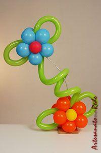 ARTESANATOS PASSO A PASSO: balões