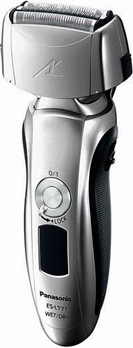 "(CLICK IMAGE TWICE FOR DETAILS AND PRICING) Panasonic LT71S Panasonic Men Shaver LT71S. ""Panasonic ES-LT71-S Brand New Includes Two Year Warranty, The Panasonic ES-LT71-S Nanotech Vortex Shaver features a linear motor that achieves 13, 000 rpm which helps to have a frictionless shave with less pulling and i.... See More Panasonic Shavers at http://www.ourgreatshop.com/Panasonic-Shavers-C382.aspx"