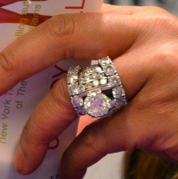 Wendy Williams wedding rings