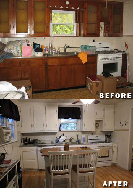 Diy Painting Kitchen Cabinets Before After 83 best painted cabinet ideas images on pinterest | kitchen ideas
