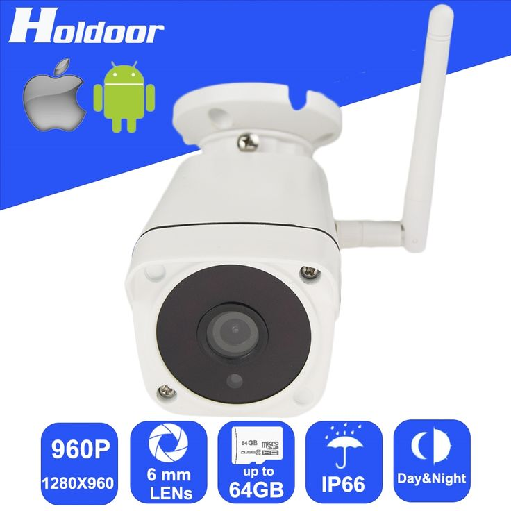 33.24$  Watch now - http://ai98e.worlditems.win/all/product.php?id=32771028067 - 960P 6mm lens P2P WiFi IP Camera Outdoor Waterproof IR Cut Night Vision Motion Detection video surveillance camera Email alert