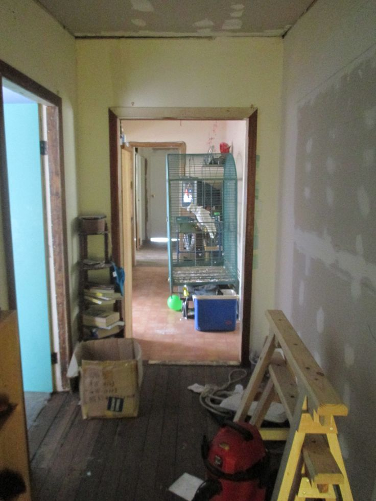 Before- Entry/ Hallway